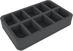 HS050A005 foam tray for Guild Ball – 10 compartments