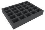 FS050A003 foam tray for Guild Ball – 25 compartments
