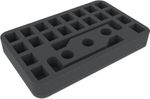 HSMEMA035BO foam tray for Subbuteo