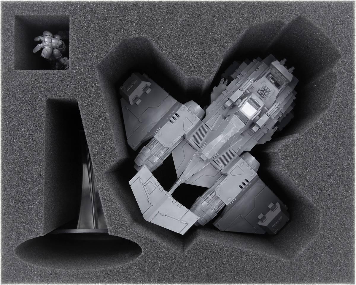 FSMEMM125BO Feldherr Schaumstoffeinlage für Stormraven-Landungsschiff