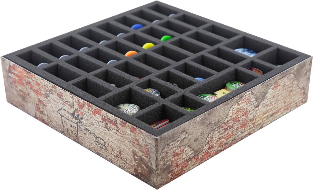 Feldherr foam set for This War of Mine - board game box