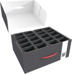 Feldherr Storage Box M for BattleTech – 77 Mechs