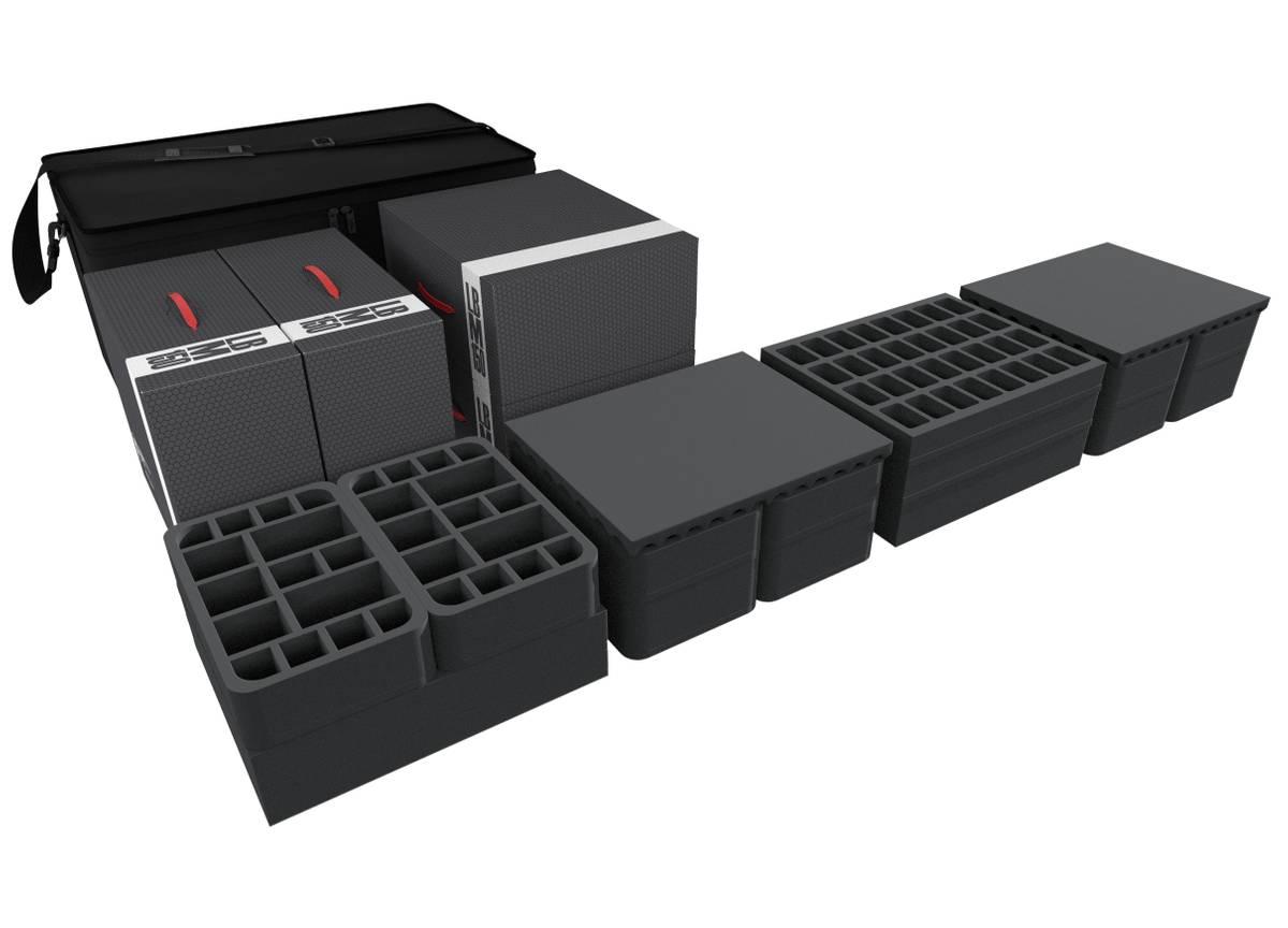 Feldherr Transporter für Descent: Reise ins Dunkel 2. Edition - alle Miniaturen