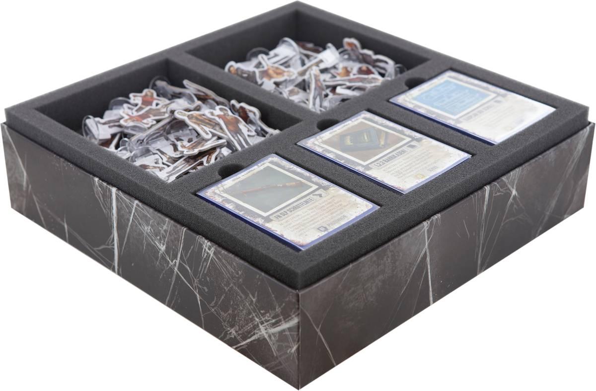 Feldherr Schaumstoff-Set für Winter der Toten: Ein Spiel mit dem Schicksal - Brettspielbox
