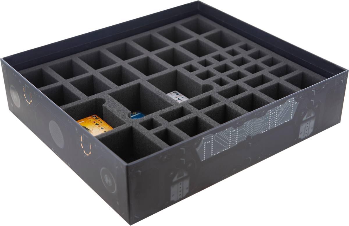 Feldherr Schaumstoff-Set für Batman: Gotham City Chronicles - Arkham Asylum Expansion Box