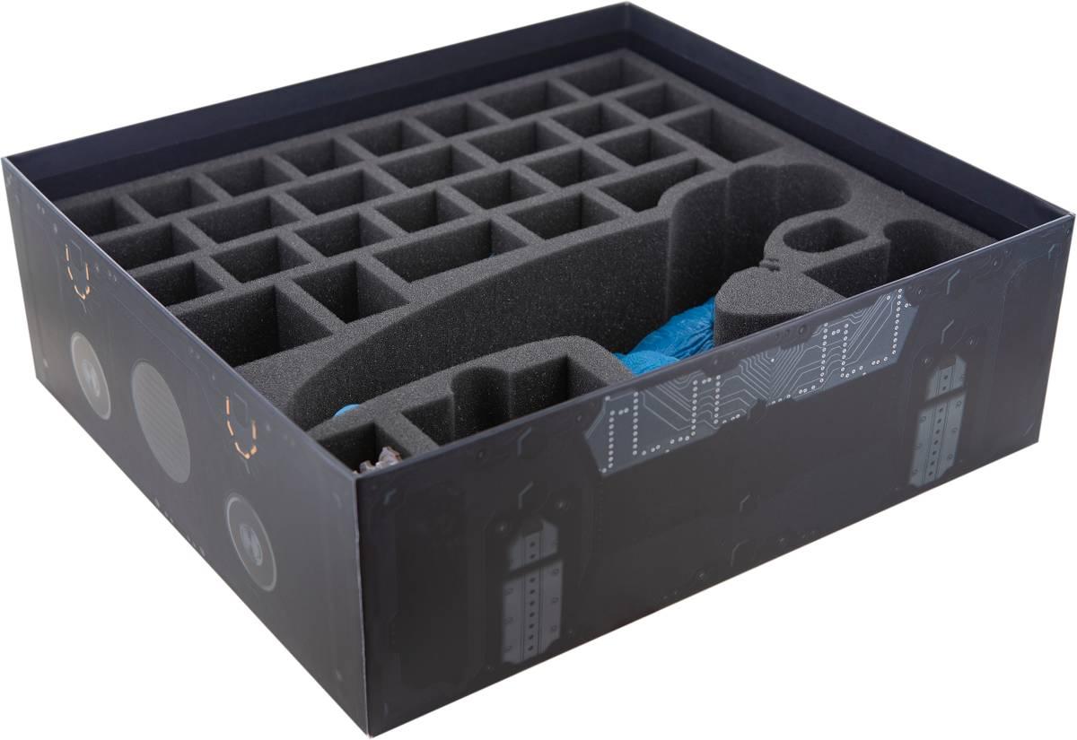 Feldherr Schaumstoff-Set für Batman: Gotham City Chronicles - Wayne Manor Expansion Box