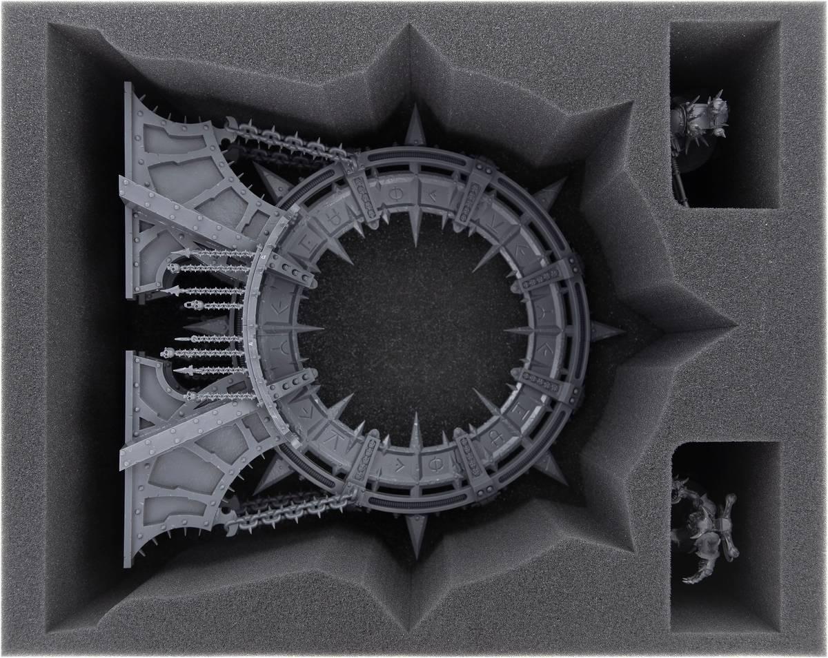 FSMENQ115BO Feldherr Schaumstoffeinlage für Noctilith Crown