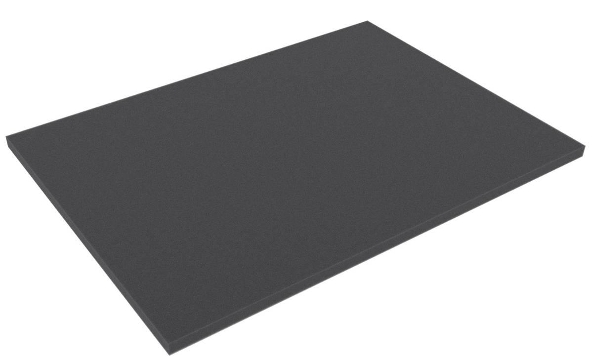 DDBA010 360 mm x 260 mm x 10 mm Schaumstoffboden / Schaumstoffzuschnitt