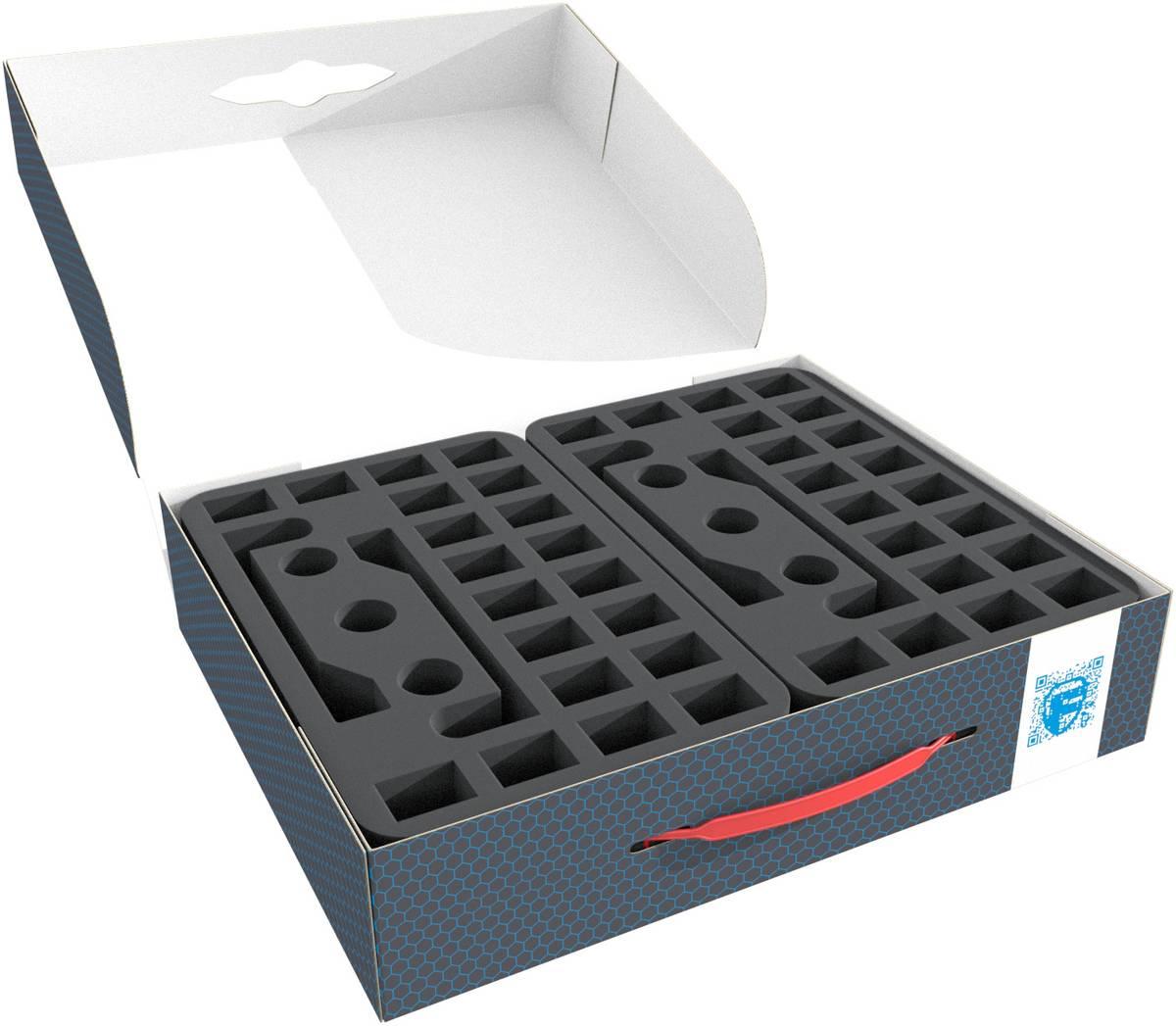 Feldherr Lagerbox FSLB075 für Subbuteo - 8 Teams