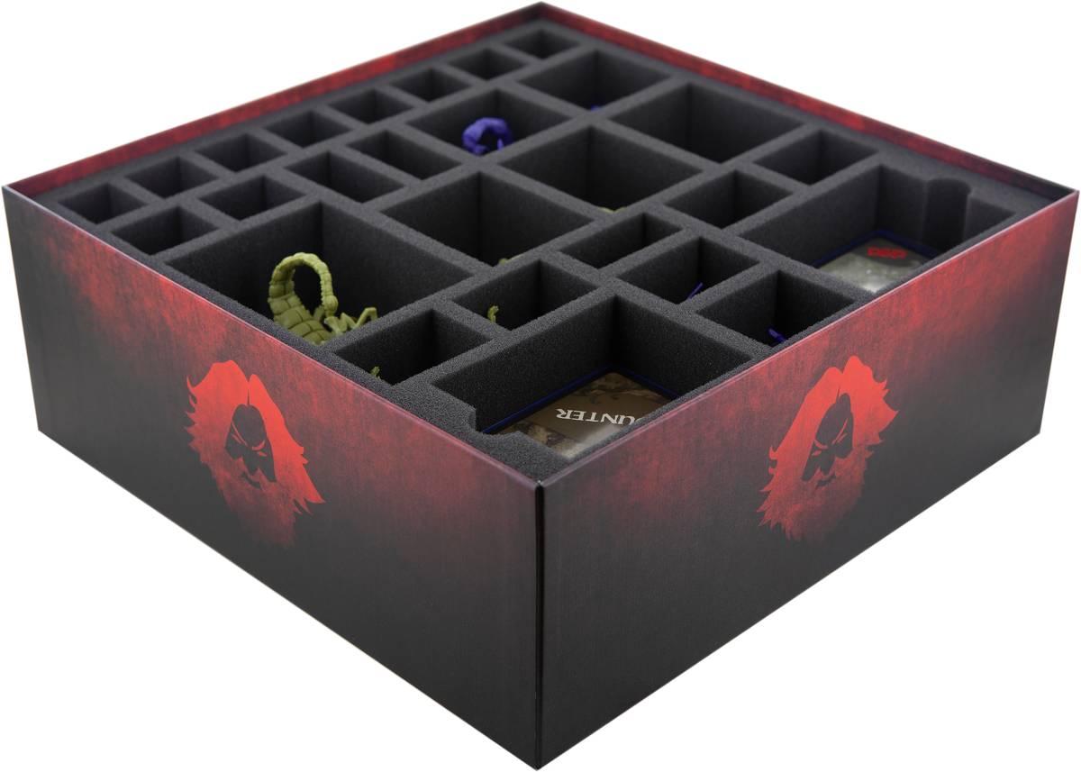 Feldherr Schaumstoff-Set für Waterdeep: Dungeon of the Mad Mage - Brettspielbox