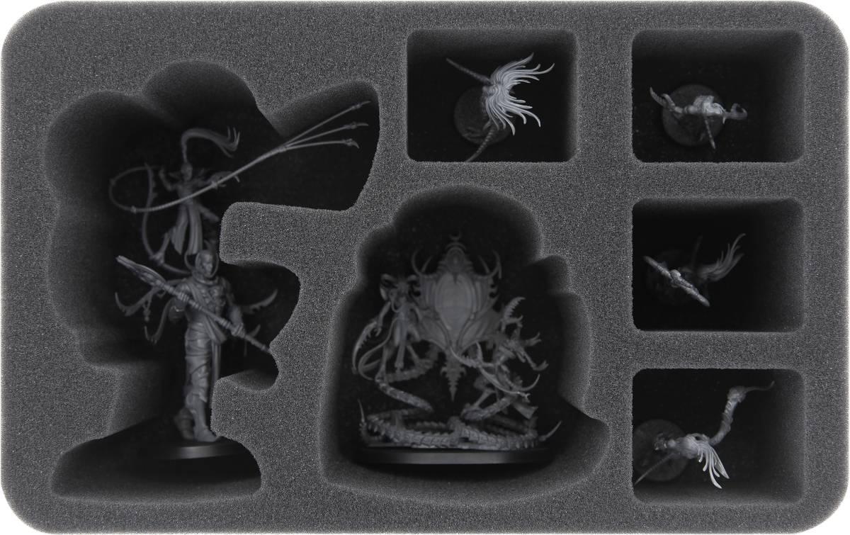 HSMEOF095BO Feldherr Schaumstoffeinlage für Syll'Esske + Contorted Epitome + 4 Miniaturen