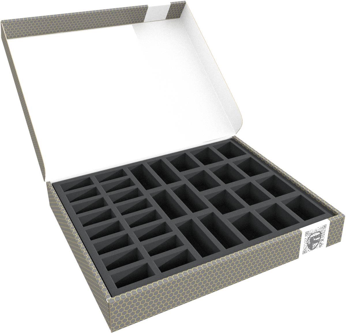 Feldherr Lagerbox FSLB040 für 34 Miniaturen