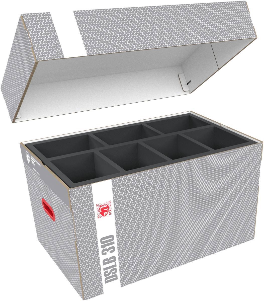Feldherr Lagerbox DS für Funko POP! - 21 Figuren im Karton