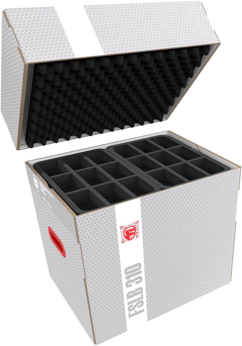Feldherr Lagerbox FSLB310 für Modellautos 1:64 - 108 Autos