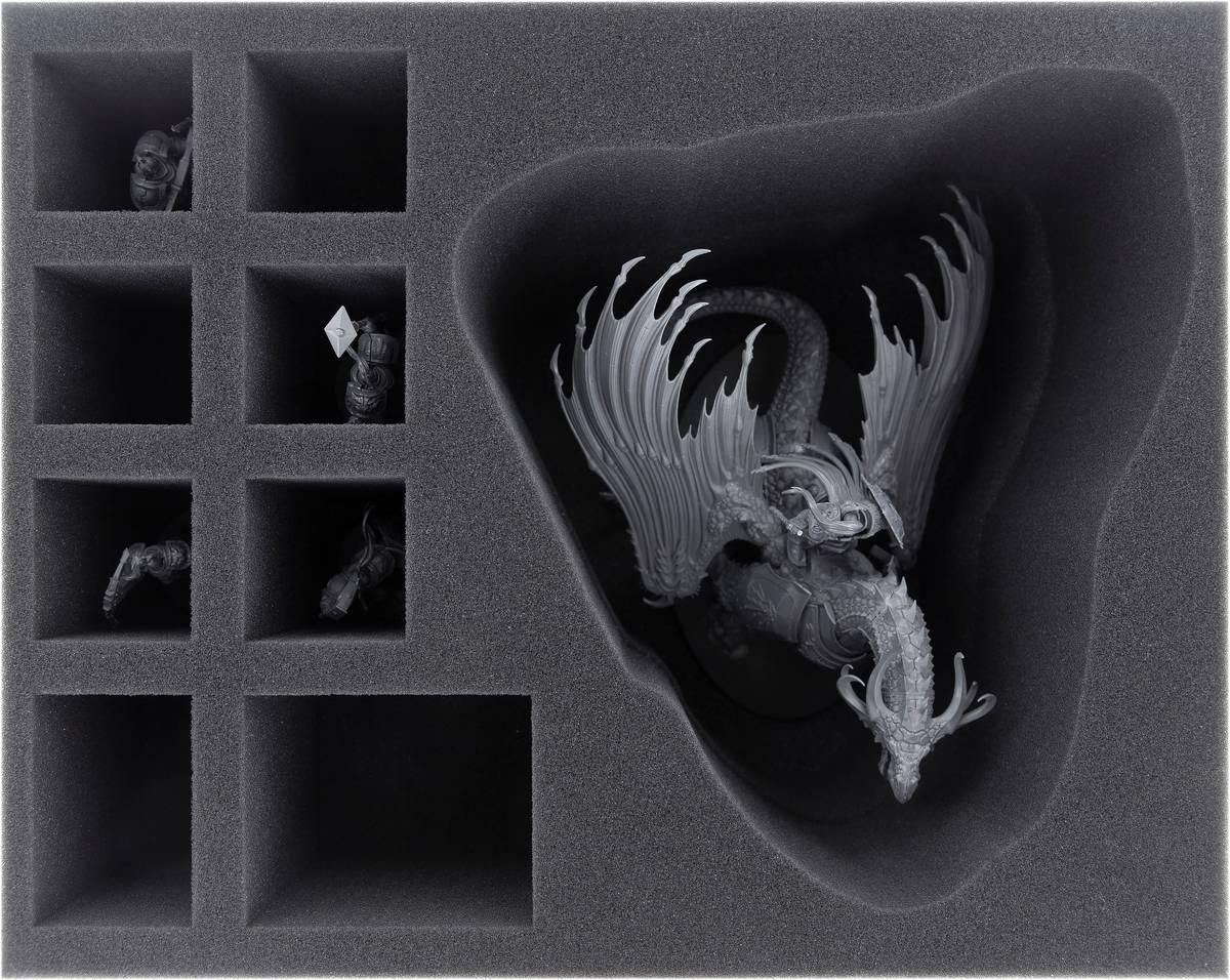 Feldherr Schaumstoff-Set für Lord Celestant auf Stardrake