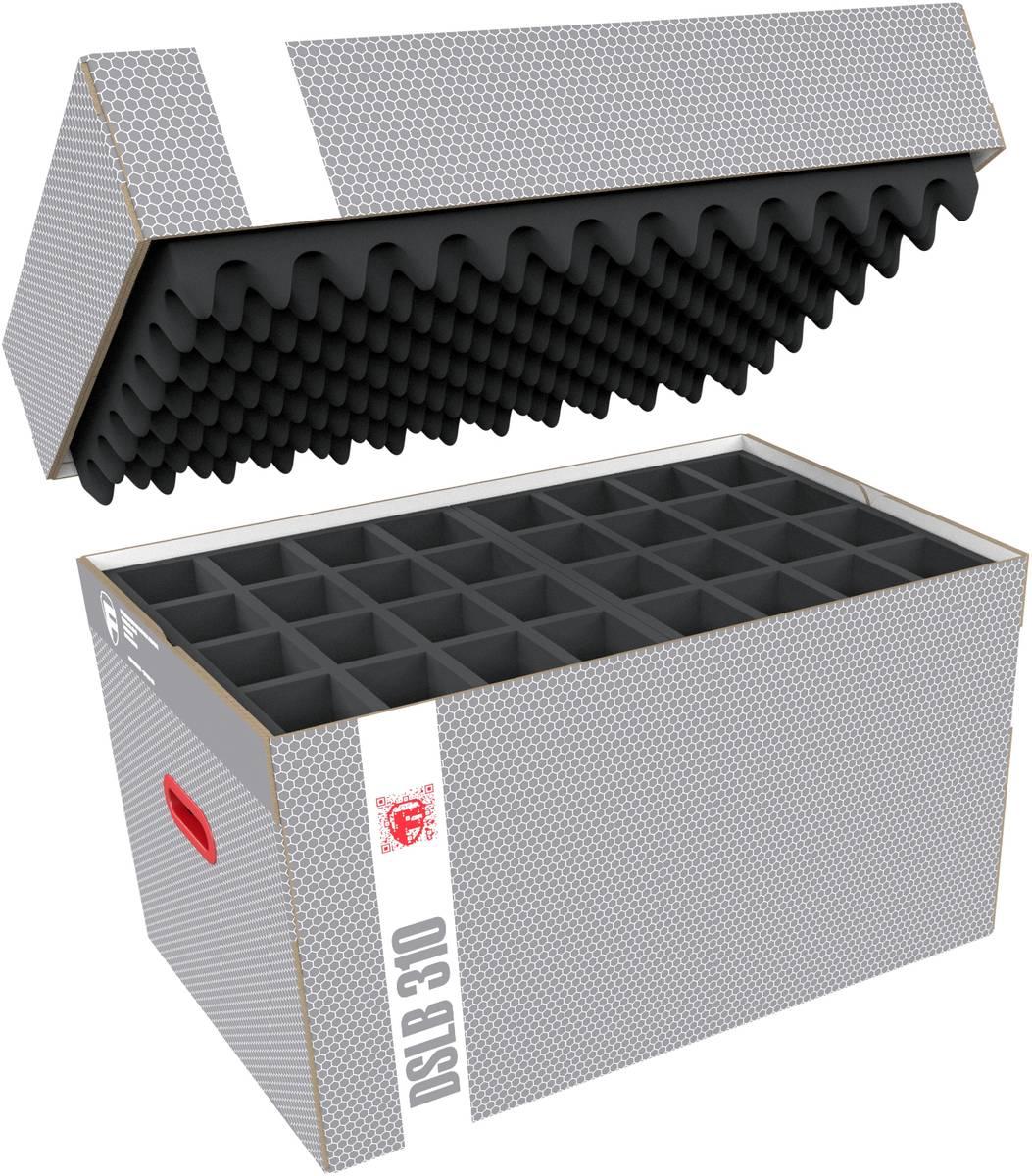 Feldherr Lagerbox DS für Nintendo - 96 Amiibos