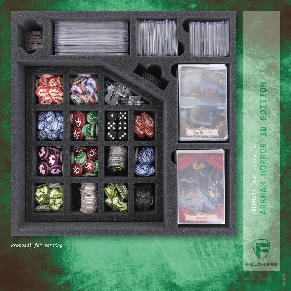 PP002570 - Flyer for  Arkham Horror 3rd Edition