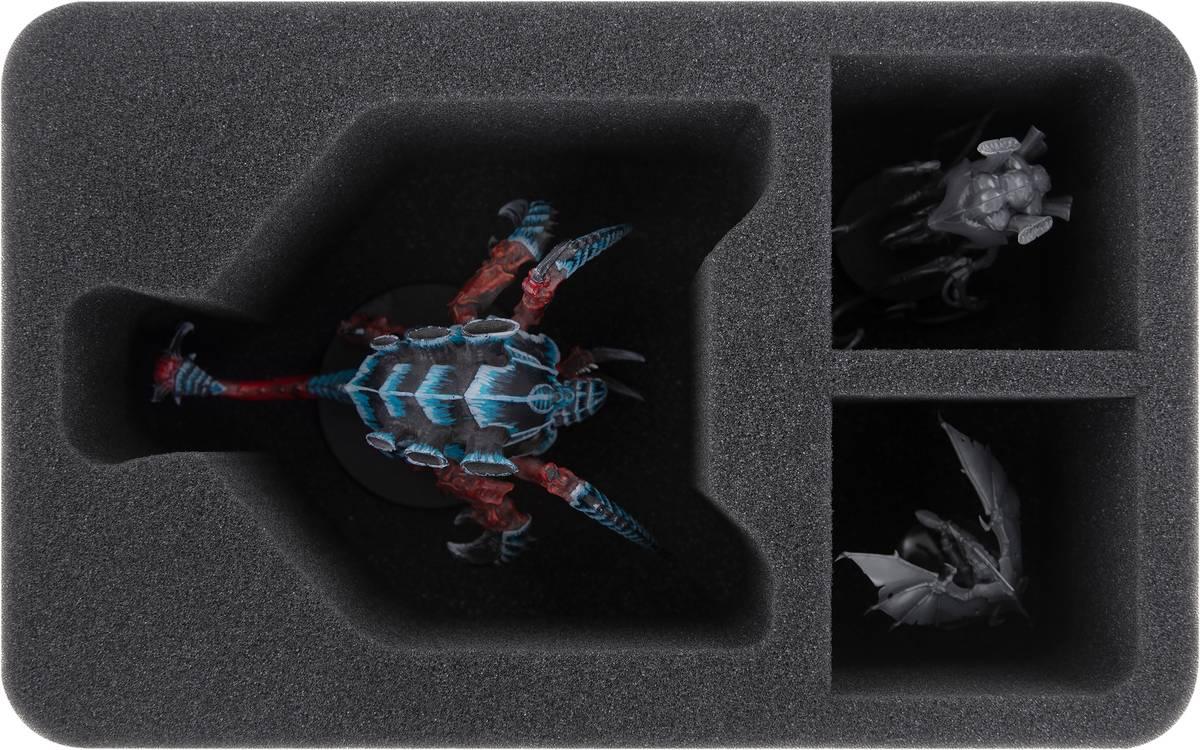 HSMEPZ095BO Feldherr Schaumstoffeinlage für Carnifex der Tyraniden