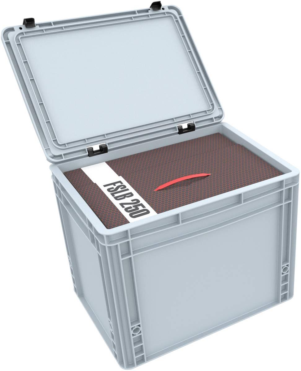 Feldherr Lagerbox FSLB250 + DDEB305 -leer- im Set