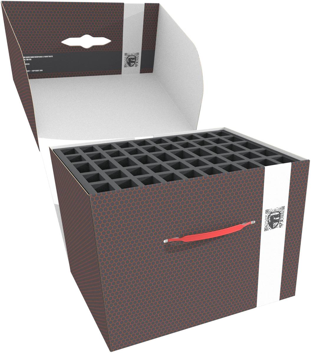 Feldherr Lagerbox FSLB250 für 350 Miniaturen