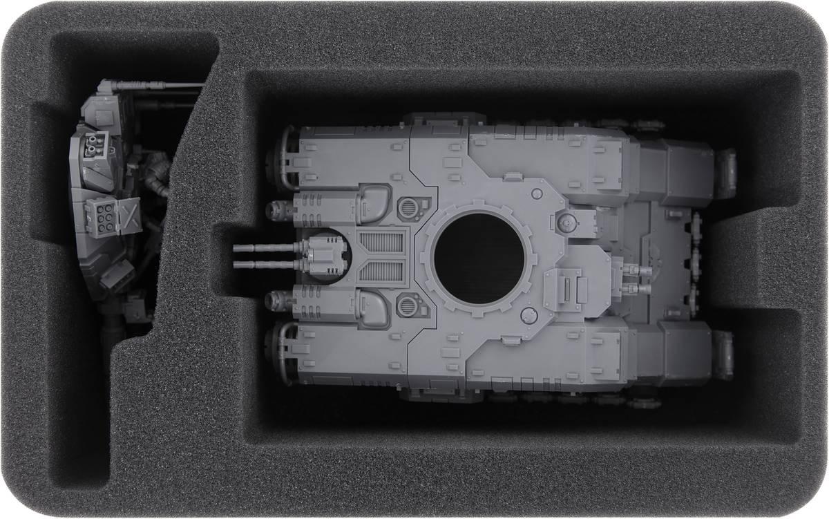 HSMETN095BO Feldherr Schaumstoffeinlage für Primaris Repulsor Executioner