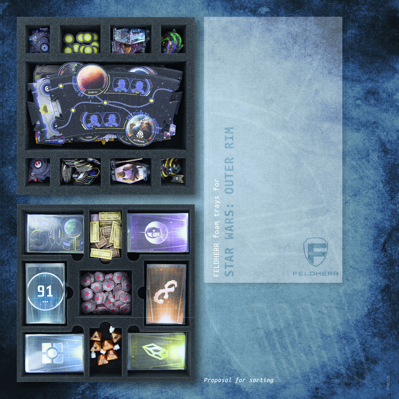 PP002575 - Flyer for Star Wars: Outer Rim