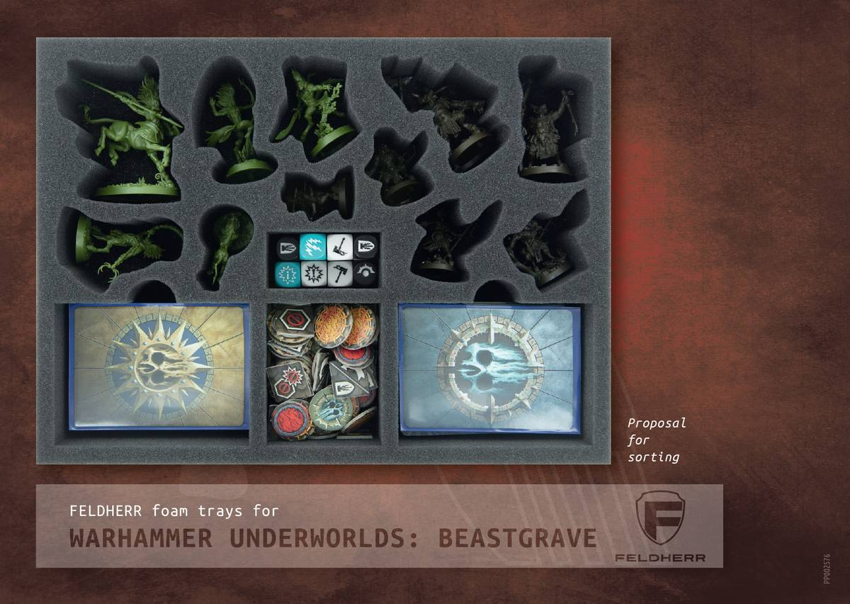 PP002576 - Flyer for Warhammer Underworlds: Beastgrave