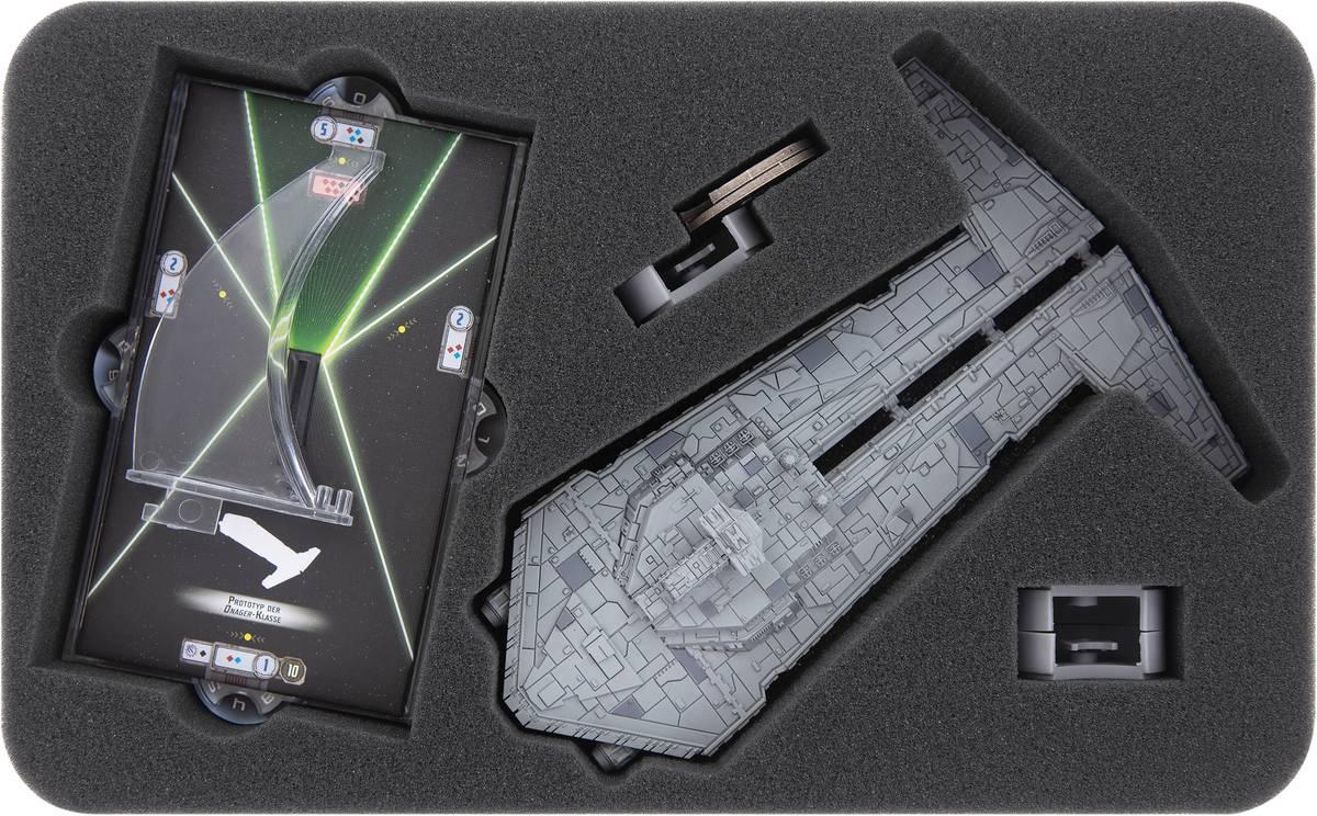 HSMEUD045BO Feldherr Schaumstoffeinlage für Star Wars Armada: Sternenzerstörer der Onager-Klasse
