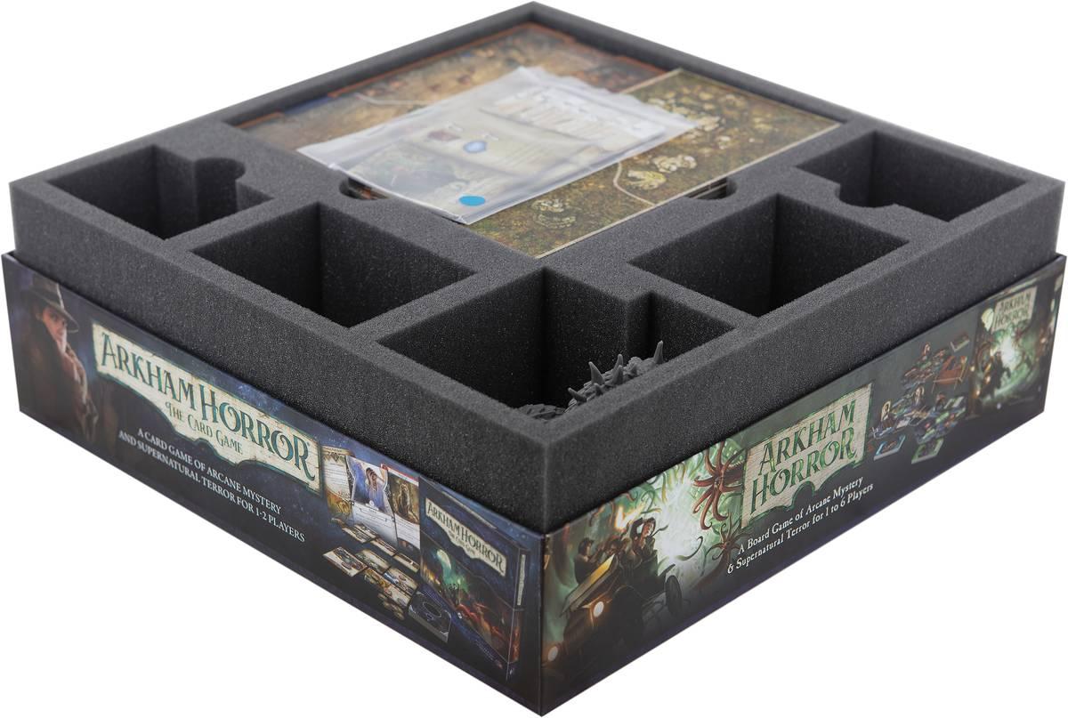 Feldherr Schaumstoff-Set für Villen des Wahnsinns 2. Edition: Pfad der Schlange - Brettspielbox