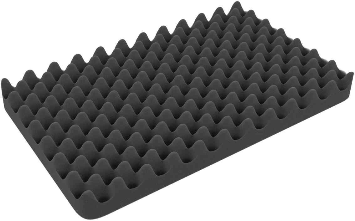 Wyściółka pokrywy zwijana 45 mm nadaje się do futerałów ochronnych 60 cm x 40 cm CP 64