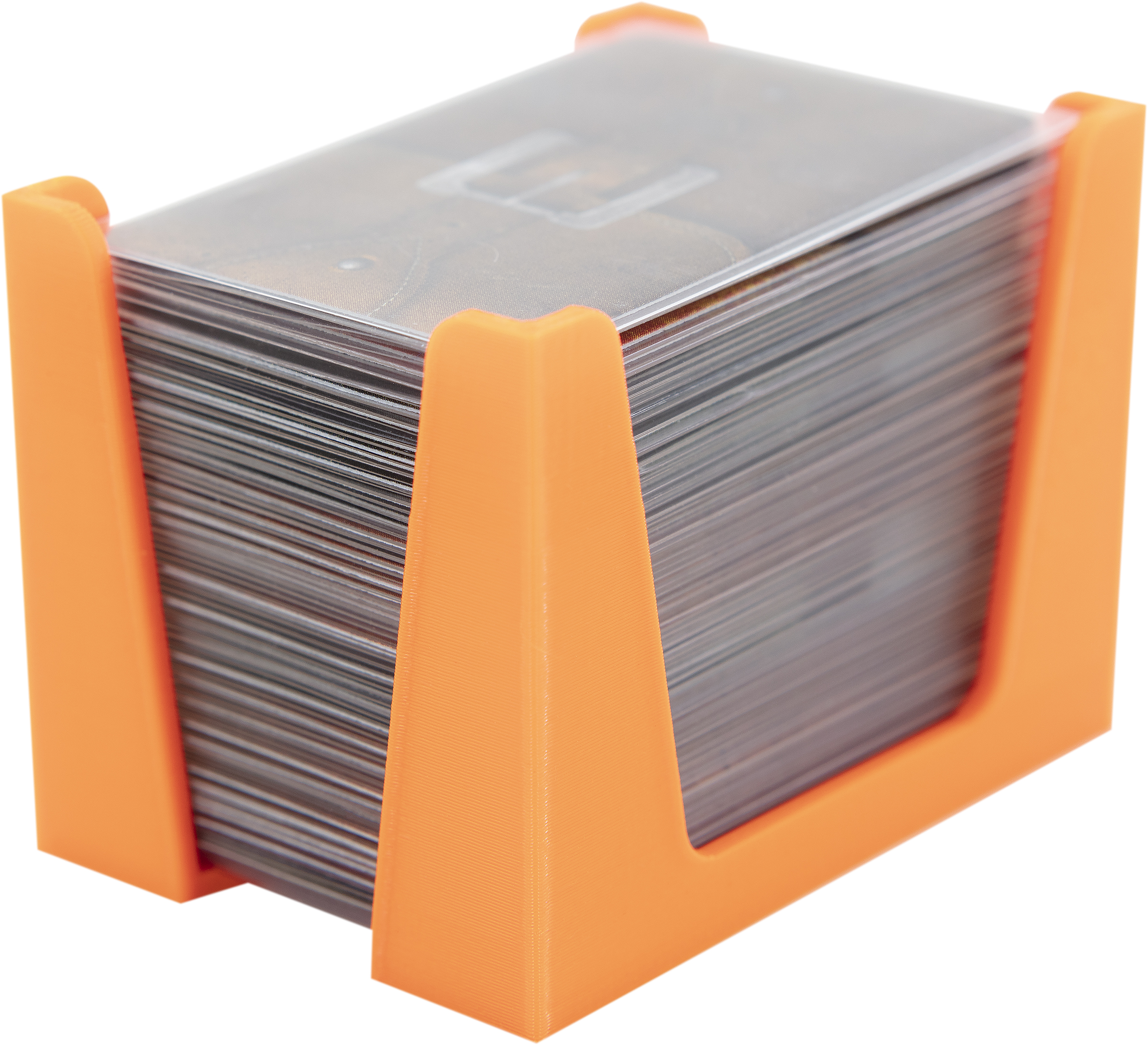 Feldherr Card Holder for game cards in Mini American Board Game Size - 150 cards - 1 tray