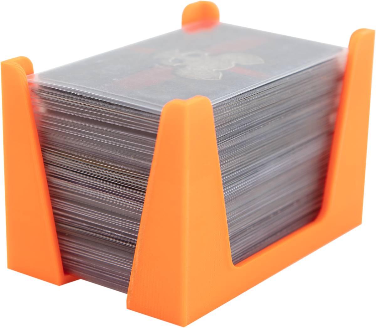Feldherr Kartenhalter für Spielkarten in Mini European Board Game Size - 150 Karten - 1 Fach