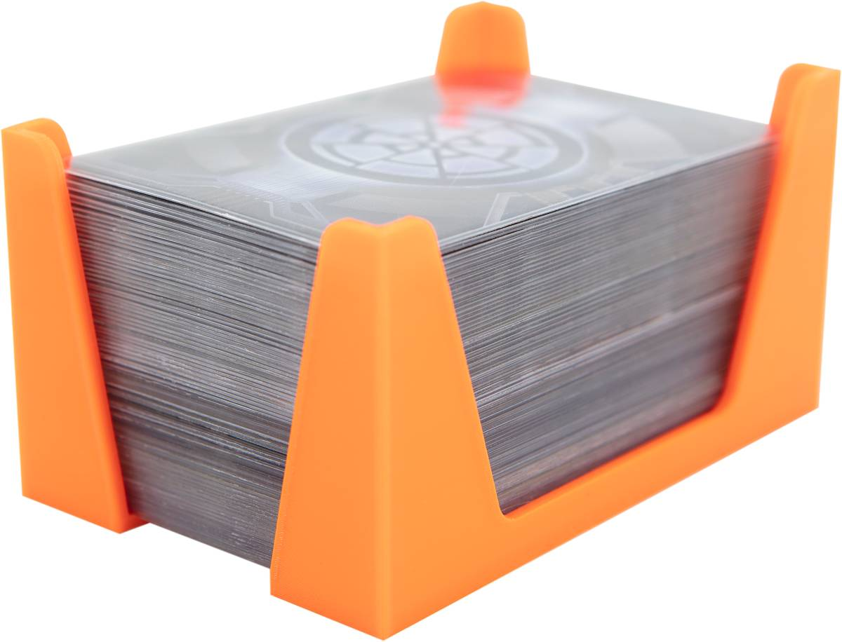 Feldherr Card Holder for game cards in Standard American Board Game Size - 150 cards - 1 tray