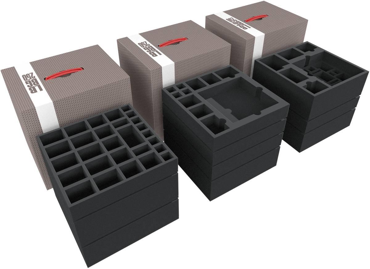 Feldherr Lagerbox LBBG250 Bundle für Villen des Wahnsinns 2. Edition - Grundspiel + 7 Erweiterungen