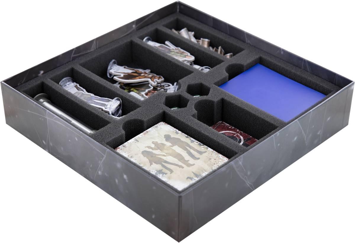 Feldherr Schaumstoff-Set für Winter der Toten: Kampf der Kolonien - Brettspielbox