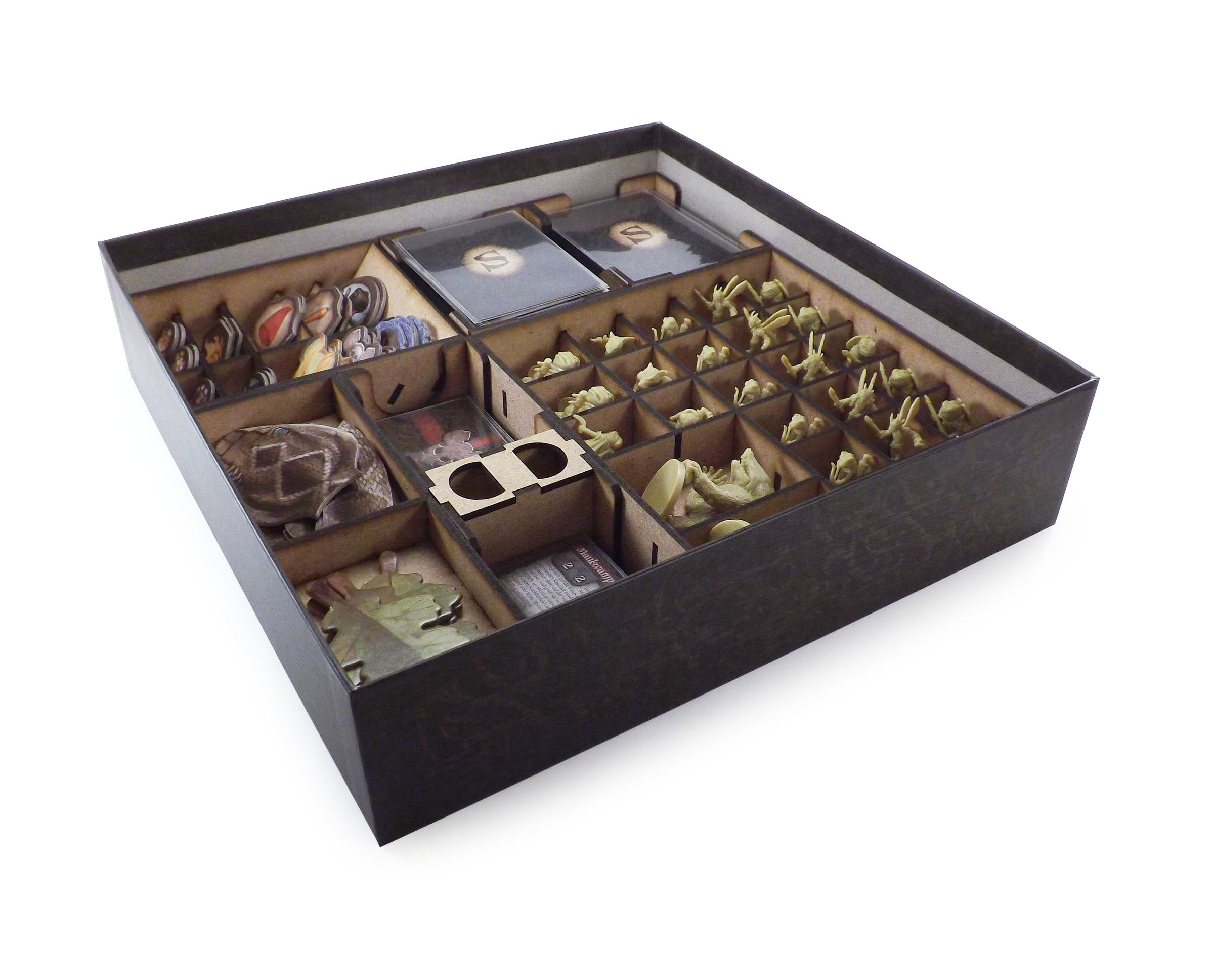 Boardgame Organizer for Mice and Mystics - Downwood Tales