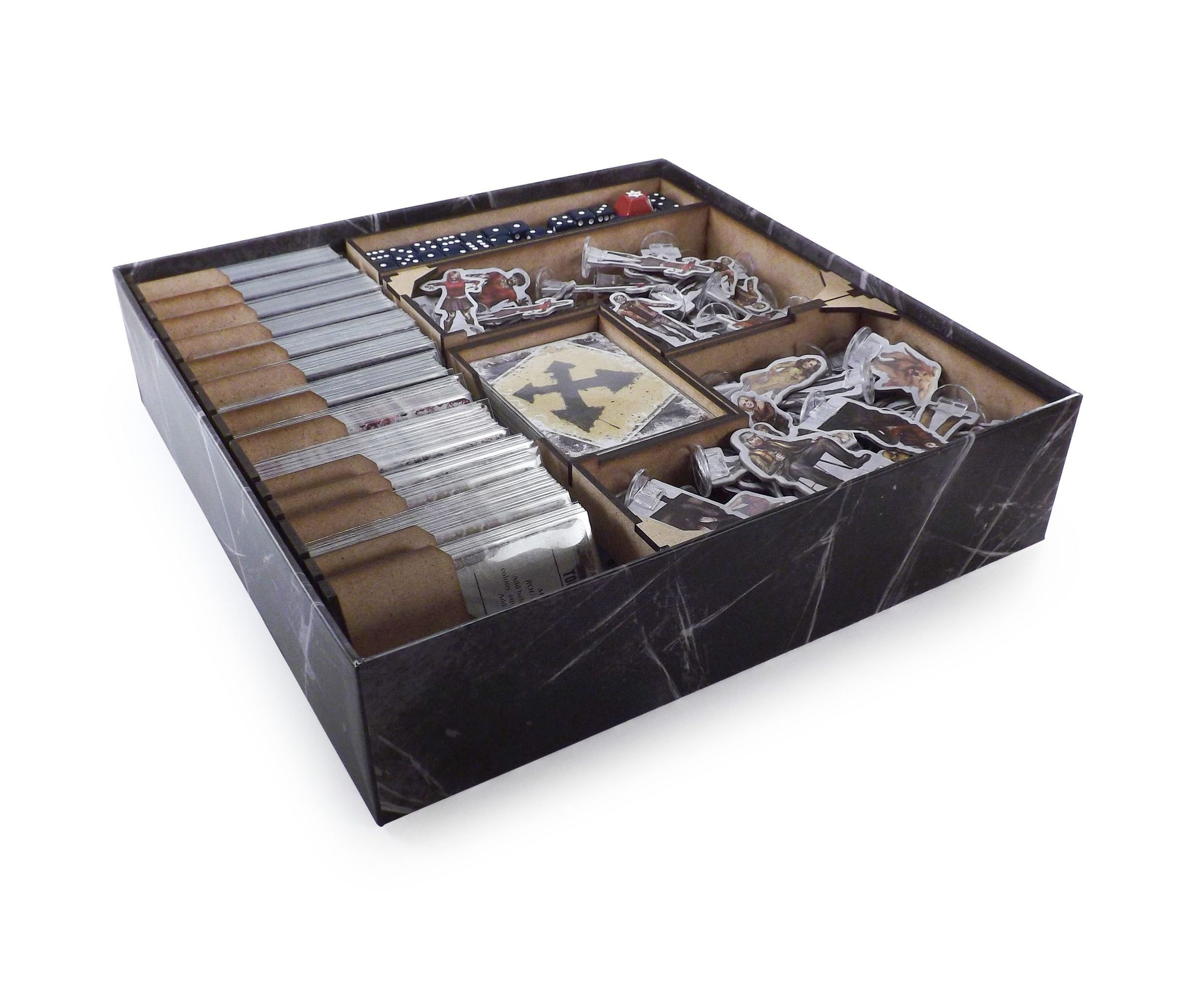 Boardgame Organizer for with Dead of Winter
