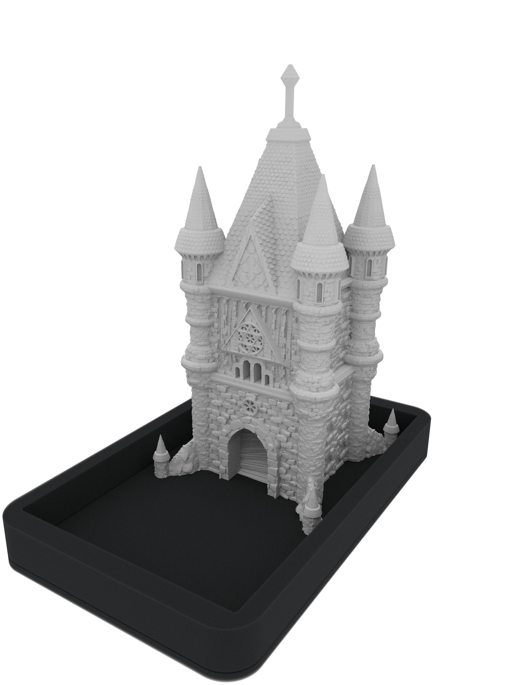 Fates End Dice Tower: Cleric