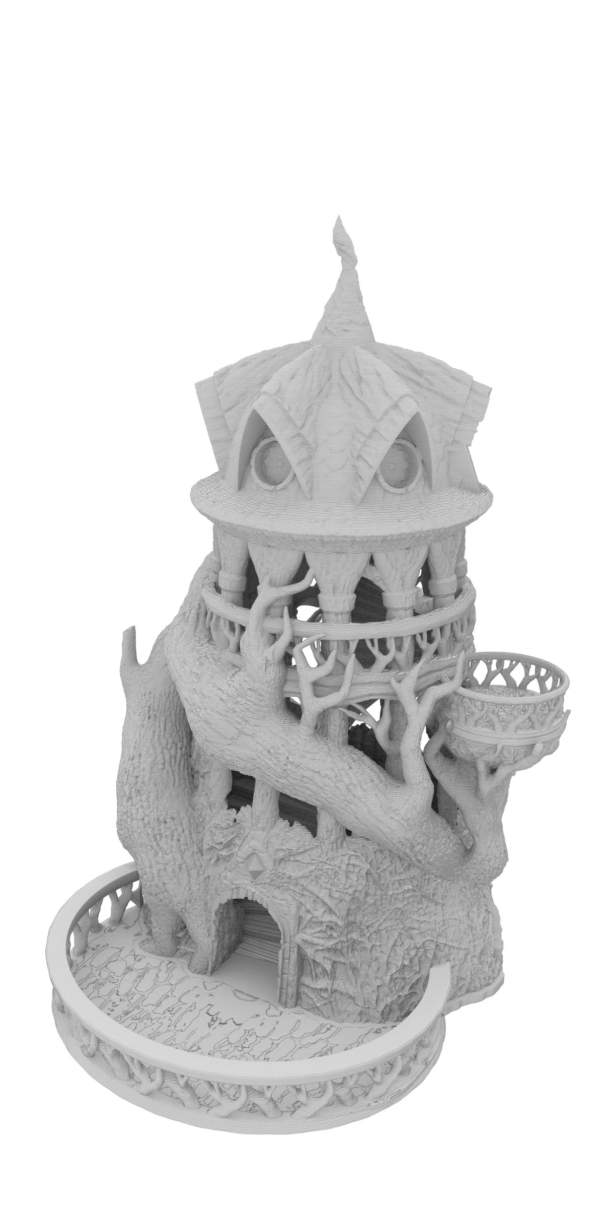Fates End Dice Tower: Druid