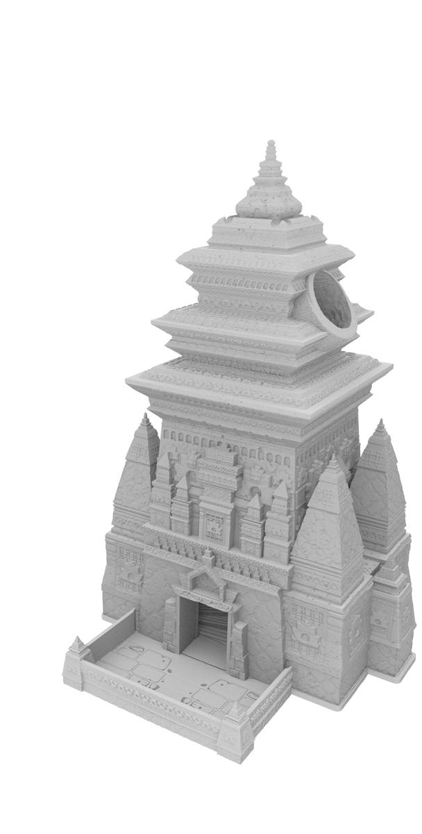 Fates End Dice Tower: Monk