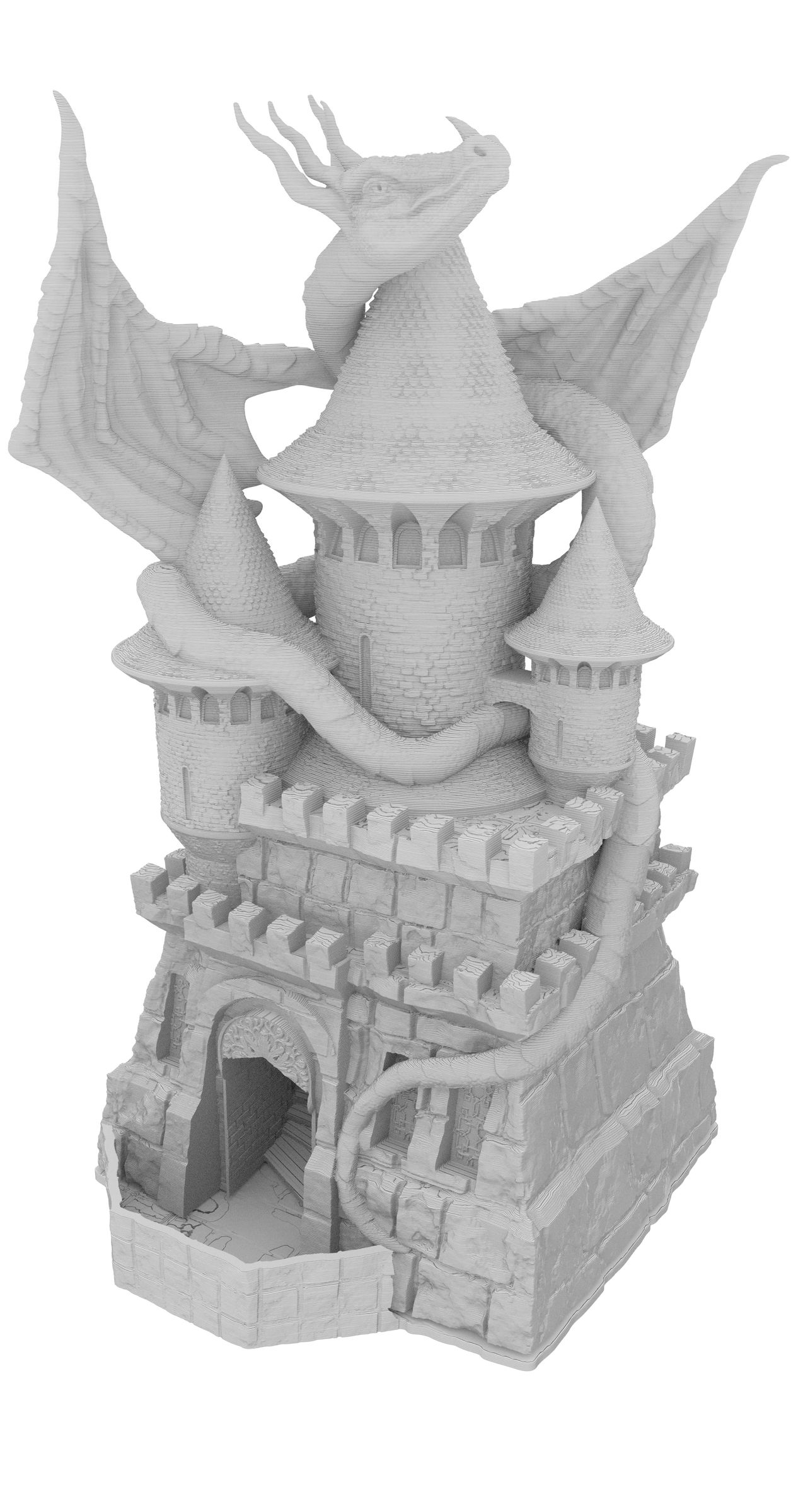 Fates End Dice Tower: Master
