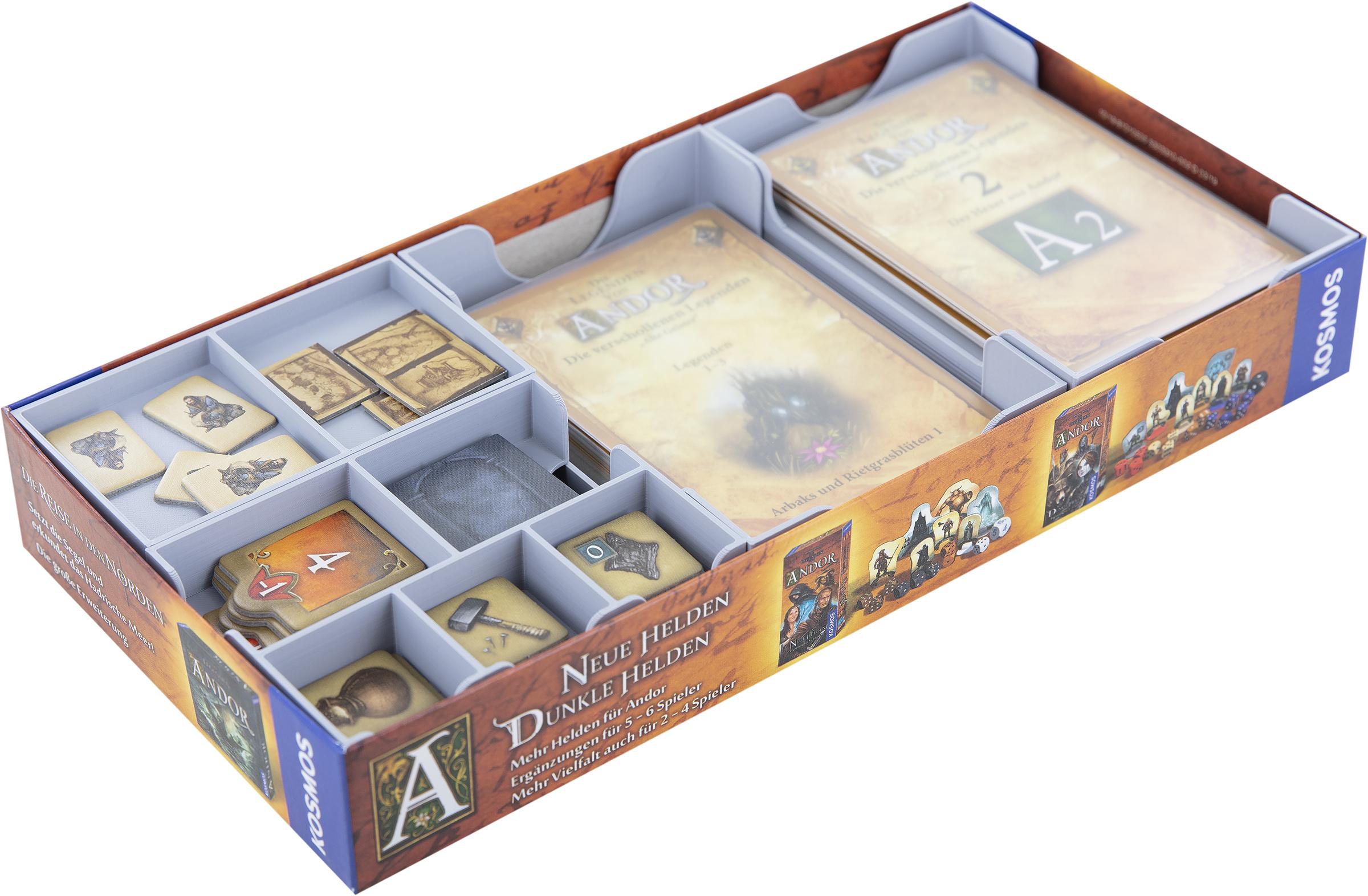 Feldherr Organizer for The Legends of Andor: Lost Legends - Ancient Spirits
