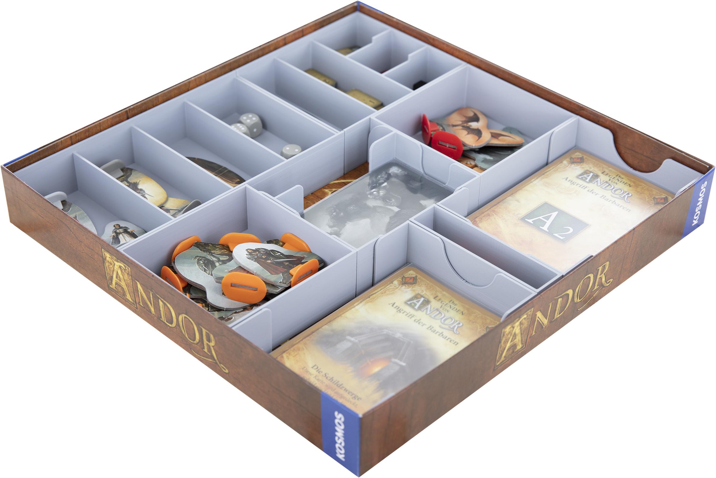 Feldherr Organizer for The Legends of Andor: The Bonus Box