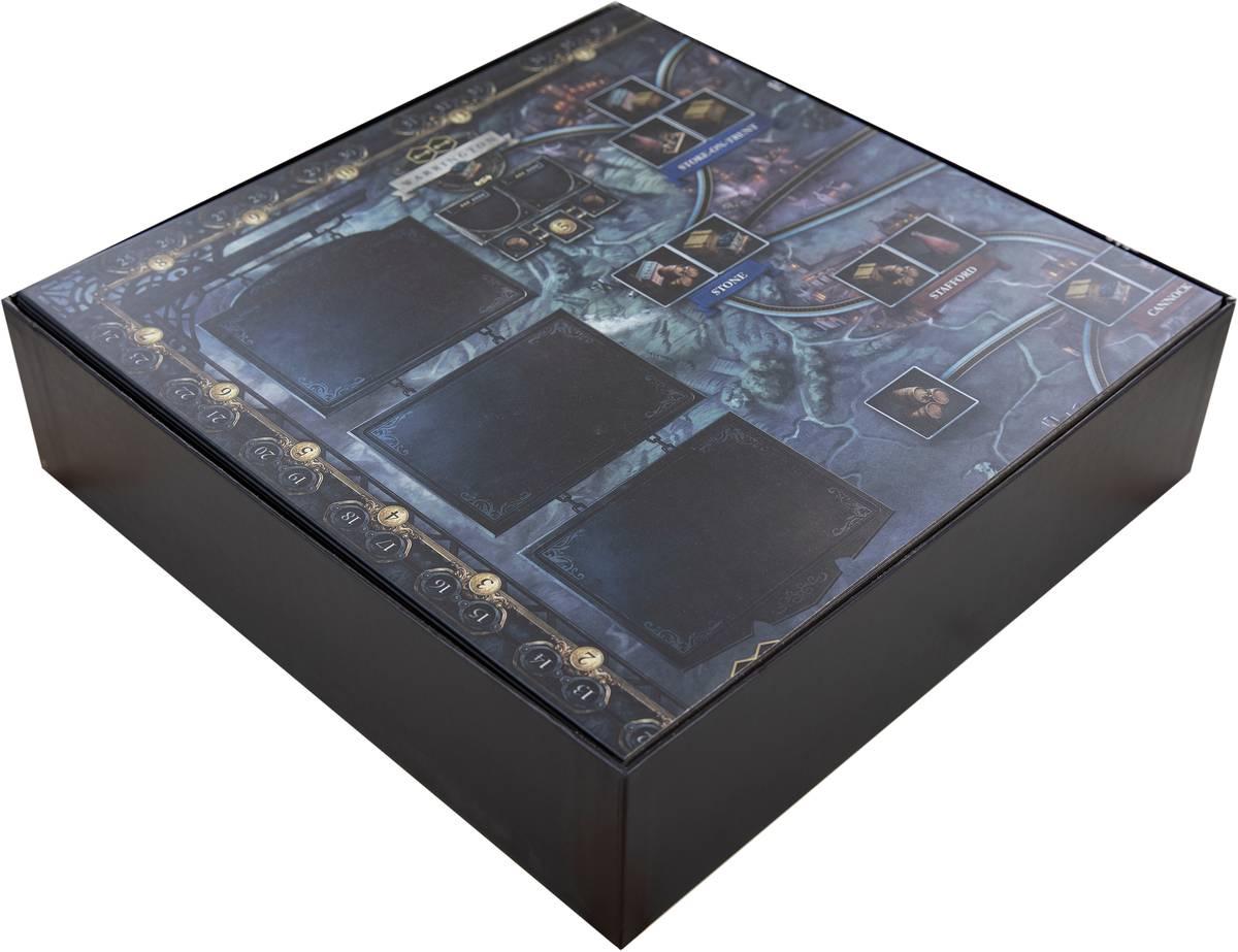 Feldherr Organizer for Brass: Lancashire / Brass: Birmingham Deluxe Edition - board game box
