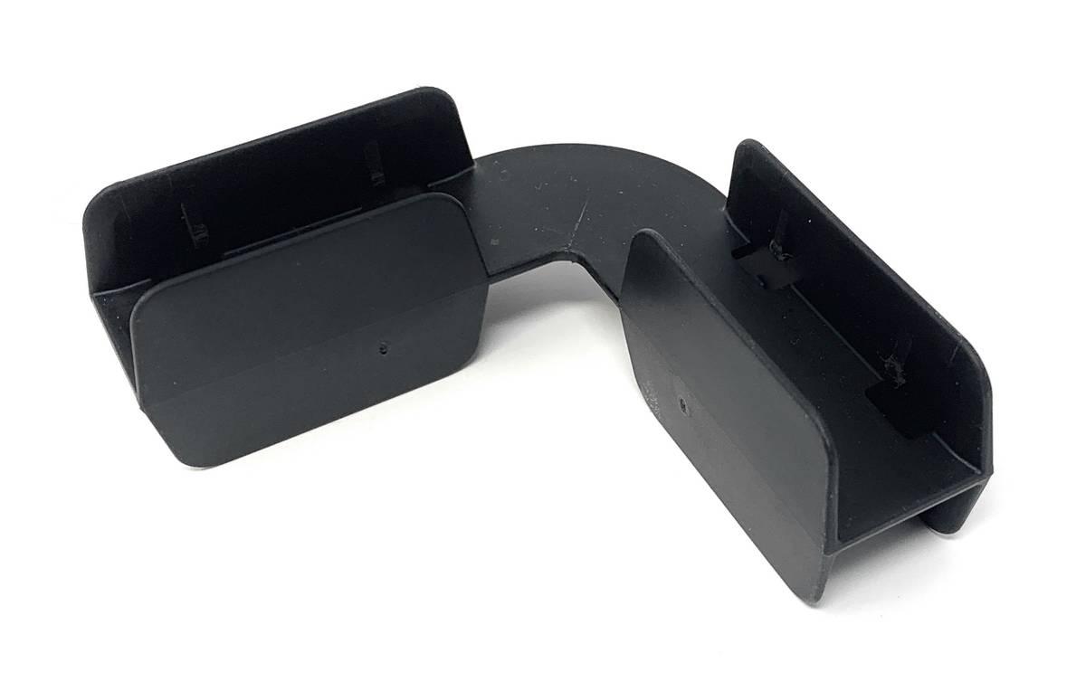 4 pezzi. Auer Corner Connector / Stacking Corner per scatole Euro senza coperchio e contenitori impilabili