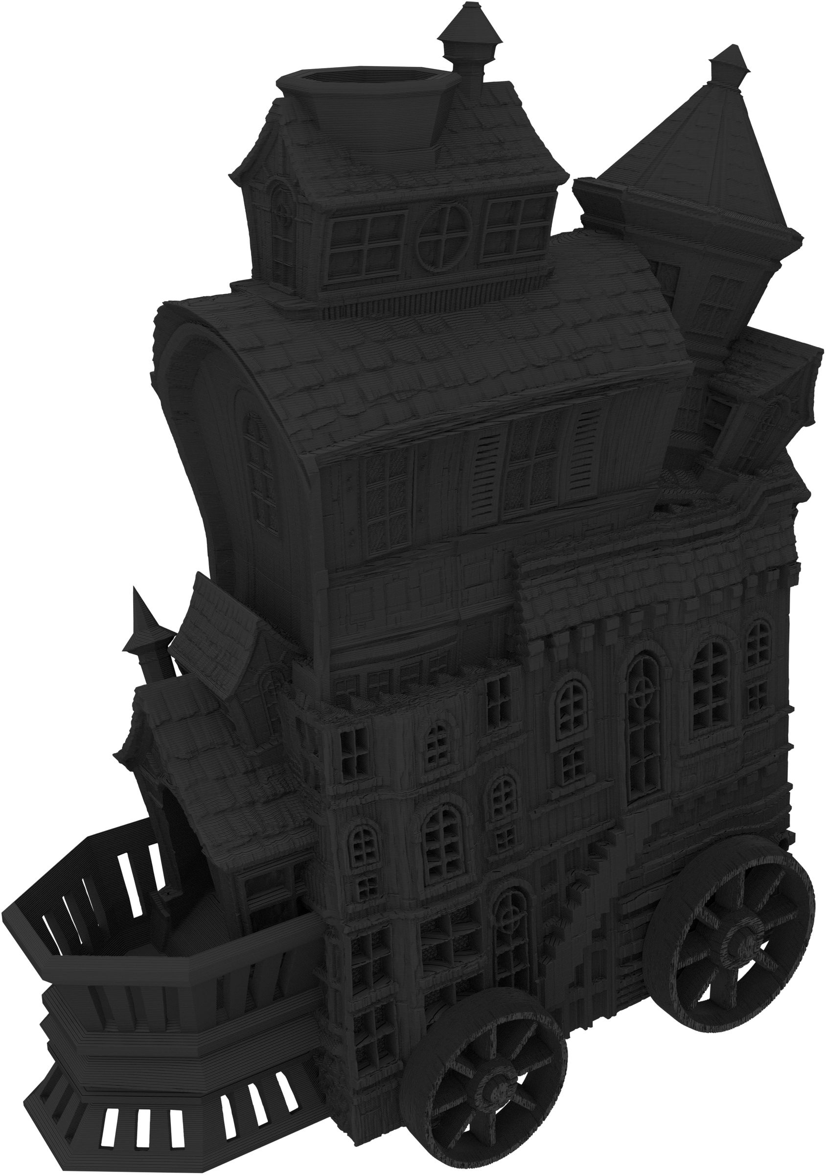 Fates End Dice Tower: Merchant