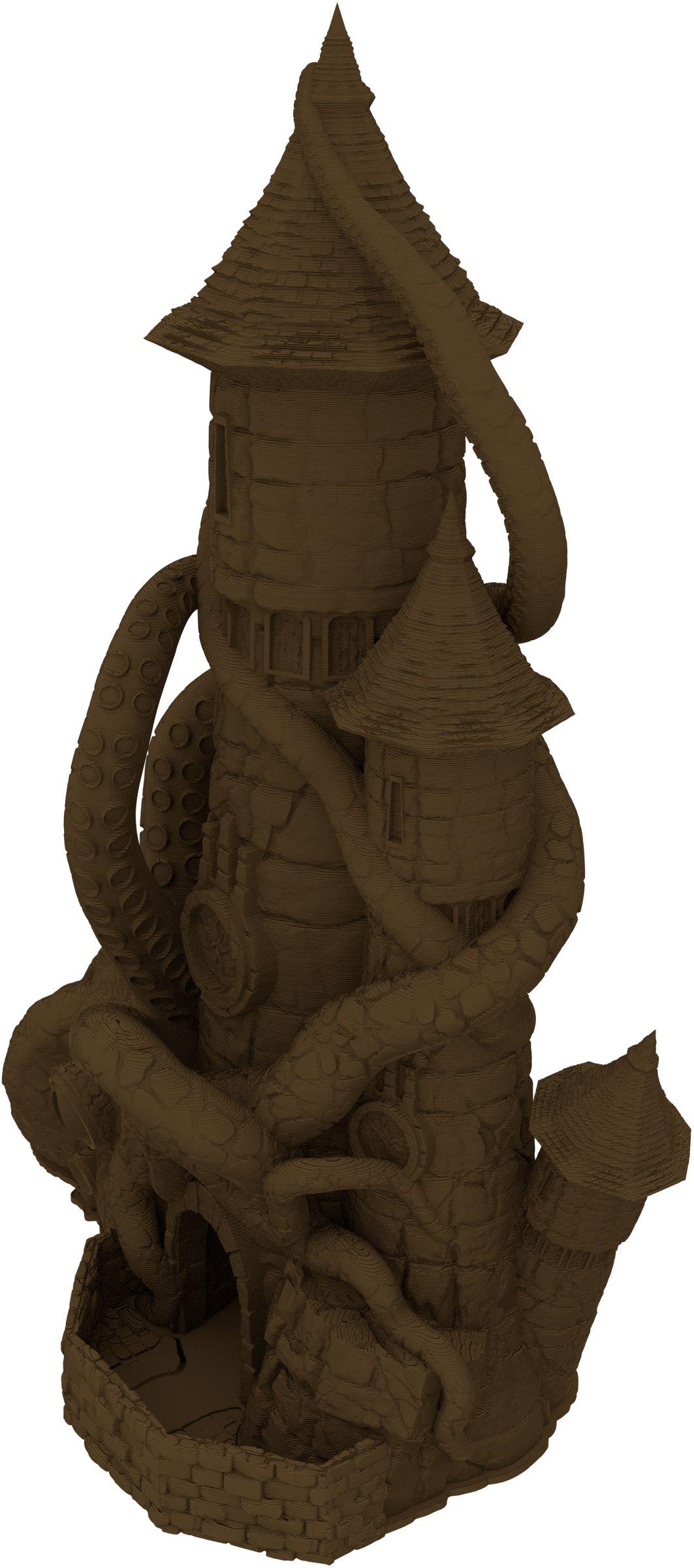 Fates End Dice Tower: Kraken