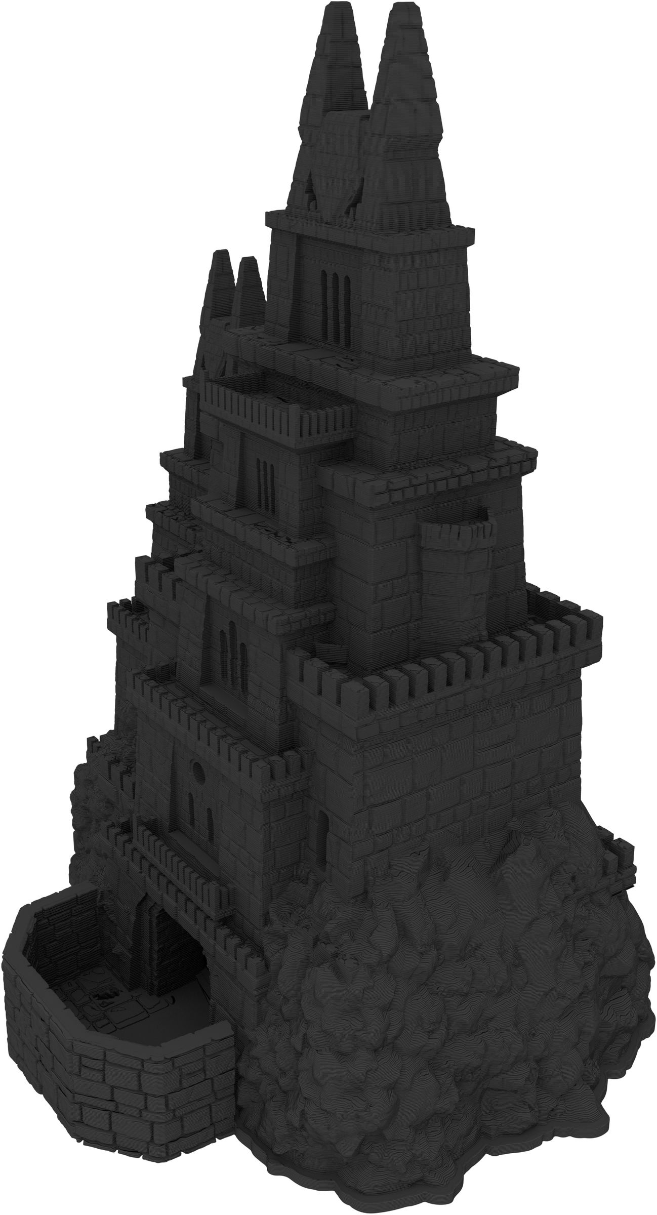 Fates End Dice Tower: Dragonborn
