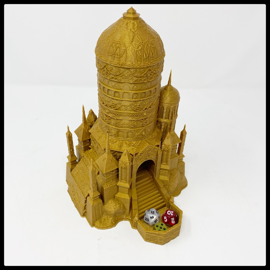 Fates End Dice Tower: Eladrin
