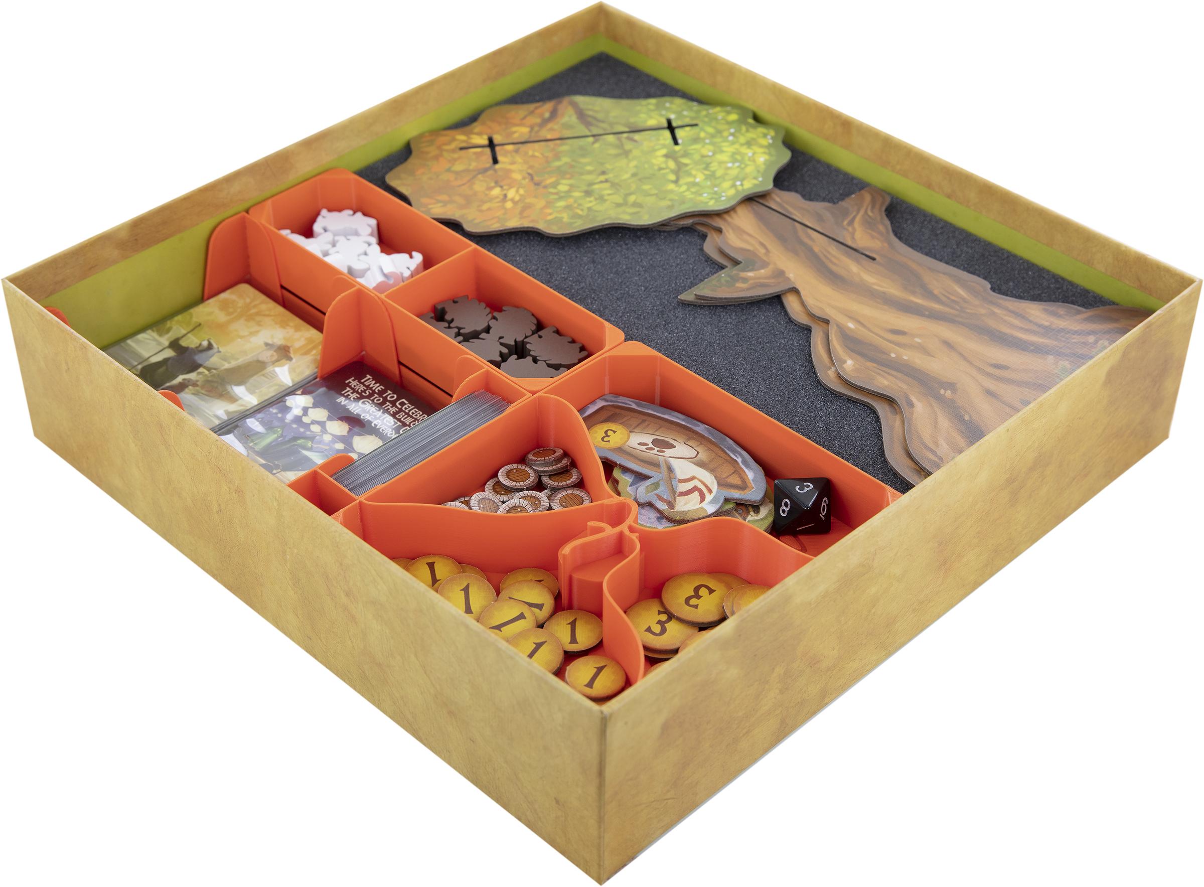 Feldherr Organizer for Everdell - core game box